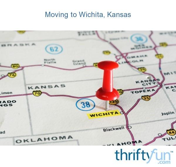Moving To Wichita, Kansas