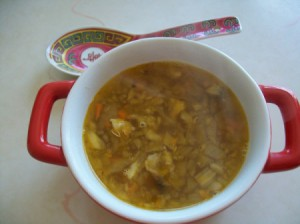 Easy Asian Soup