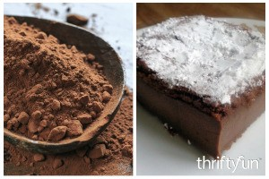 Chocolate Custard Cake Recipe