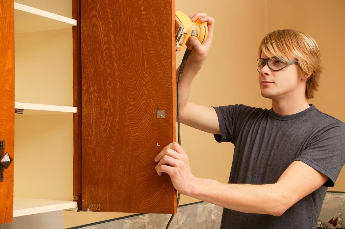 Refacing Kitchen Cabinets Thriftyfun