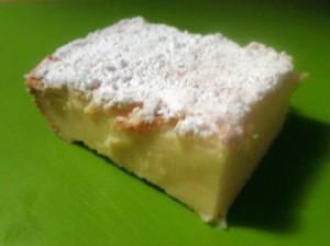 Custard Layer Cake