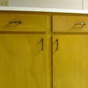 Updating My Kitchen Cabinets