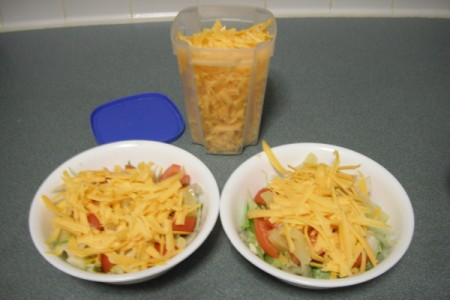 Make Your Own Grated Cheese