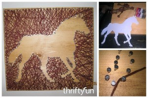 Making String Art