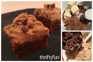 Cookie Dough Topped Brownie Recipes