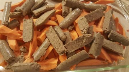 Sweet Potato Sausage Bake