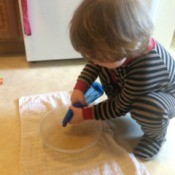 Spray Bottle for Toddler Play