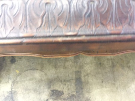 Value of Antique Table