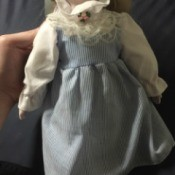 Identifying an Antique Doll