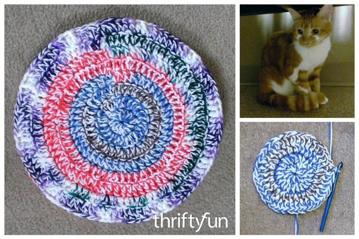Cat Mat Crochet Free Pattern - #Crochet Area #Rug Ideas Free ... | 800x1200