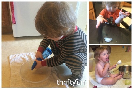 Toddler Water Play Ideas
