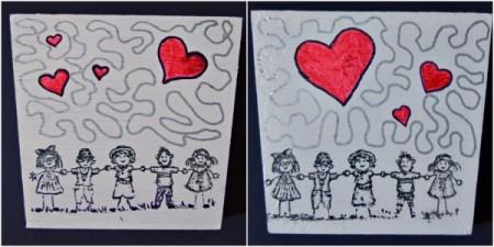 Merry Children Teacher Appreciation Gift