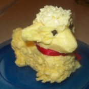Craft: Buttered Lamb For Easter