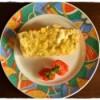 Corn and Sweet Basil Savory Bread