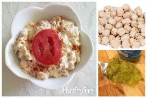 Vegetarian Mock Tuna Salad