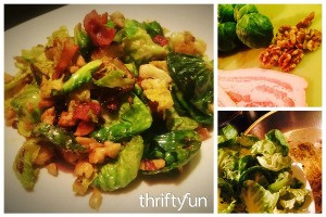 Bacon Brussels Sprouts Recipes