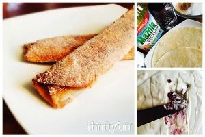 Snickerdoodle Wrap Recipe