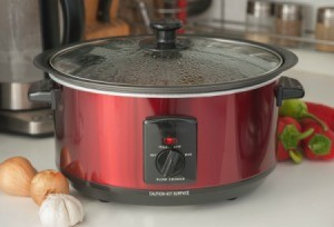 Cooking Ground Beef in a Crockpot