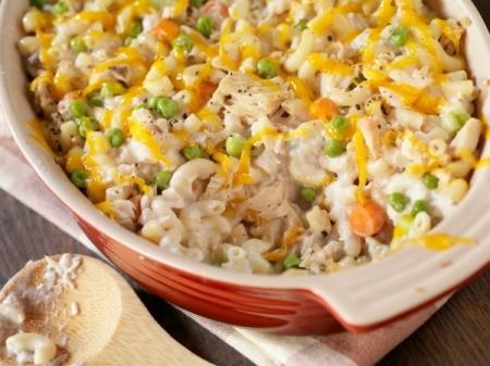 Tuna and Macaroni Casserole Recipes