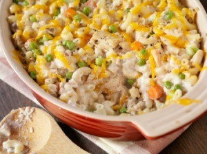 Tuna and Macaroni Casserole Recipes