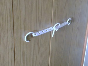 Temporary Locks for Visiting Kids