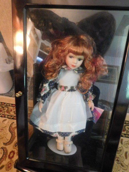 Hadria doll with red hair