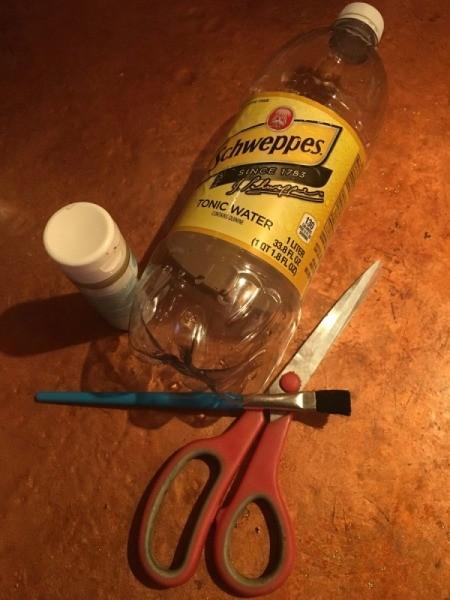Upcycled Plastic Bottle Gift Box