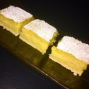 Mango Lime Bars