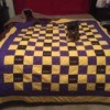 Making Crown Royal Bag Quilts