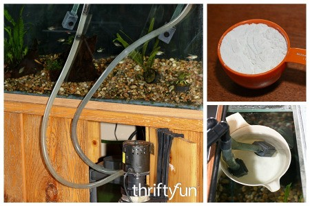 How to Charge a Vortex Diatom Filter