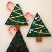 Felt Christmas Treat Holders