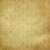 Vintage wall paper design in brown tones