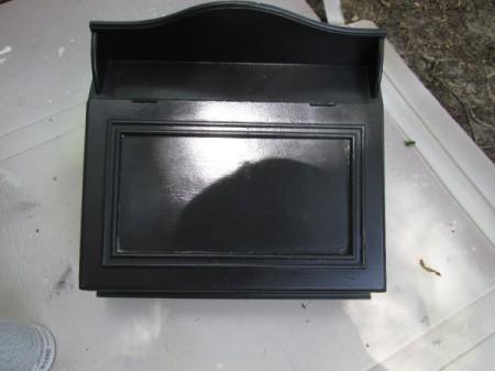 Shabby Chic Upcycled Box