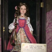 Value of 1968 Ashley Belle Porcelain Doll