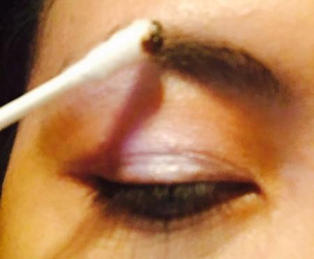 Homemade Coffee Eyebrow Tint
