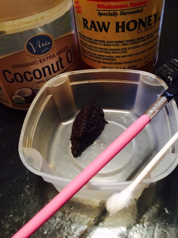 Homemade Coffee Eyebrow Tint Thriftyfun