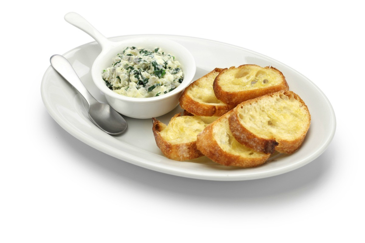 Applebee S Hot Spinach And Artichoke Dip Copycat Recipe Thriftyfun