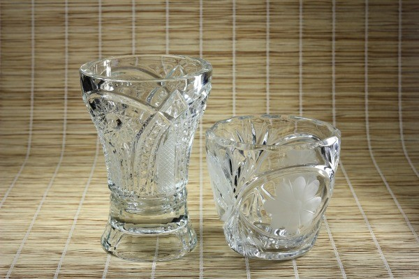 Cleaning Mineral Deposits From Crystal Vases Thriftyfun