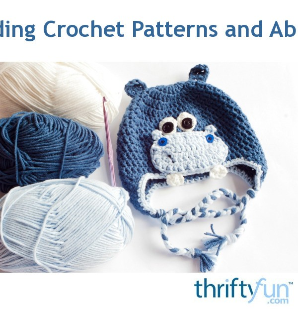 Understanding Crochet Patterns And Abbreviations Thriftyfun