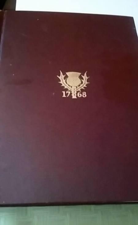 Value of 1768 Encyclopedia Britannica