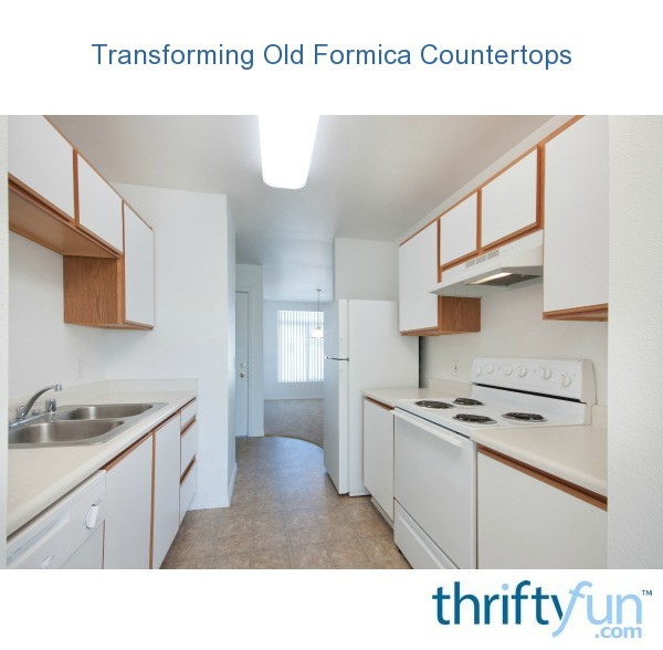Transforming Old Formica Countertops Thriftyfun