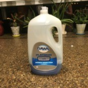 Bottle of Dawn Dish Soap