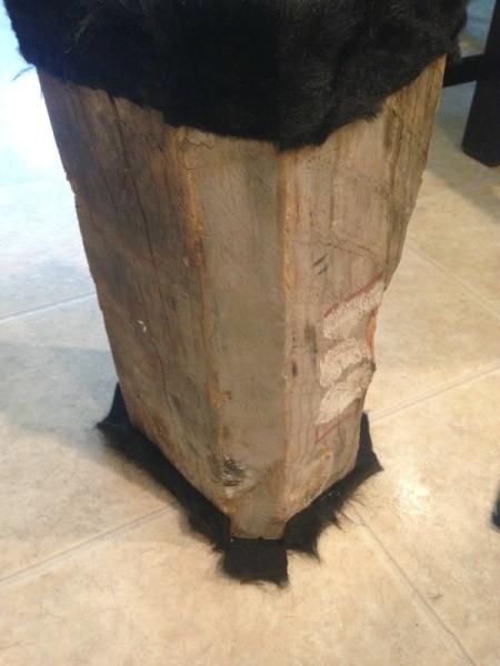Blocky the Log Monster
