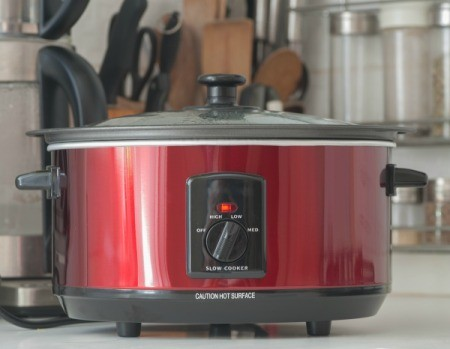 Red Crock Pot