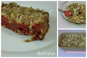 "Meatless ""Meatloaf"" Recipe"