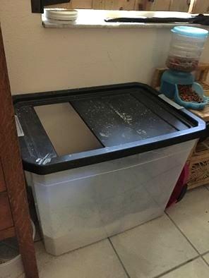 Homemade Cat Litter Box