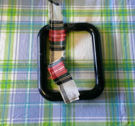 Make Drawer Handles into Mini Frames