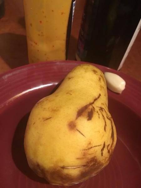 Healthy Pear Vinaigrette
