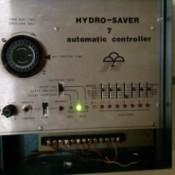 sprinkler control box