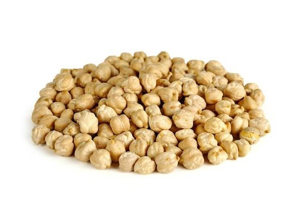 Dry garbanzo beans